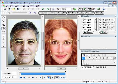 Face Morphing Freeware