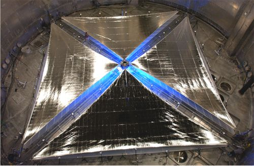 Solar Sails – An interview with NASA's Jet Propulsion Laboratory ...