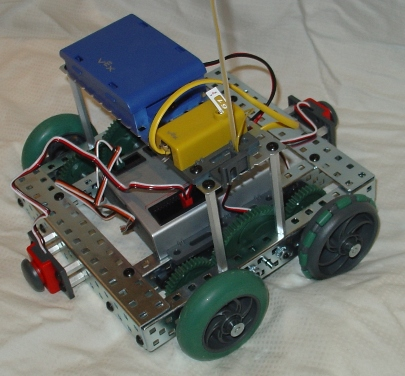 Vex robotics kit design system review — digital bits technology column.