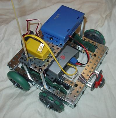 Vex Robotics Kit Design System Review