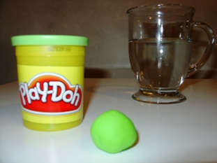 Play-Doh ball